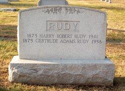 Harry Robert Rudy Sr.