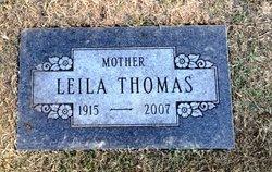 Leila Thomas