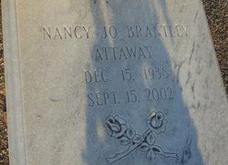 Nancy Jo <I>Brantley</I> Attaway