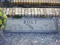 """Willie Mae """"May"""" <I>Bolt</I> Bolt"""
