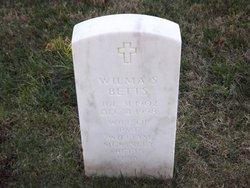 Wilma S. Betts