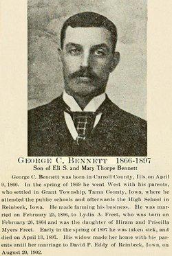 Coda George Bennett