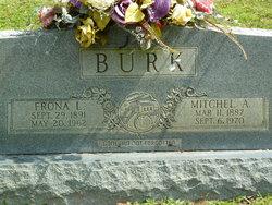 Frona <I>Litton</I> Burk