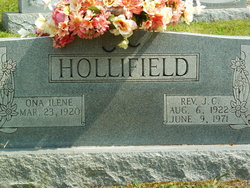 Ona Ilene <I>Burke</I> Hollifield