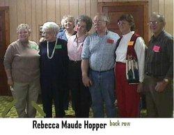 Rebecca Maude Hopper
