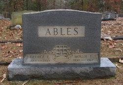 Mollie E. Ables