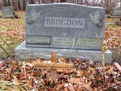 Irene <I>Brogdon</I> Conway