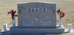 Norman Ivan Haack