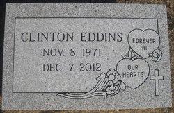 Clinton Larry Eddins