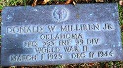 Donald Walter Milliren Jr.