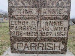 "Leroy Constatine ""Tine"" Parrish"