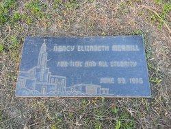 Nancy Elizabeth Merrill