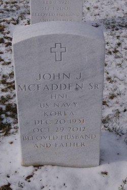 John Joseph McFadden, Sr
