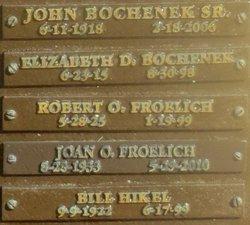 Elizabeth D Bochenek