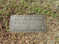 David Hampton Bowman