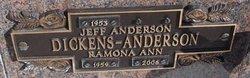 Ramona Ann <I>Dickens</I> Anderson