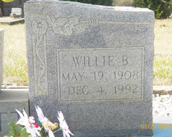 Willie B. Barnett