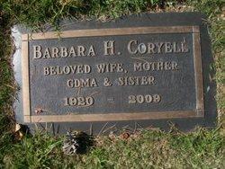 Barbara Jane <I>Heller</I> Coryell