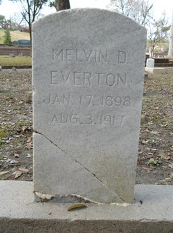 Melvin Dewey Everton