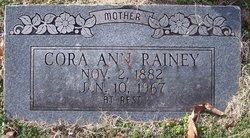 Cora Ann <I>Phillips</I> Rainey