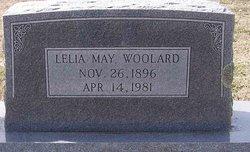 Lelia May Woolard