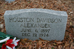 Houston Davidson Alexander