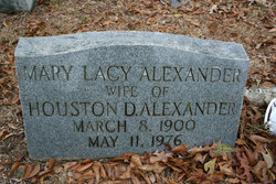 Mary Lacy Alexander