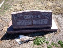 Dorothy Dean <I>Parker</I> Hatcher