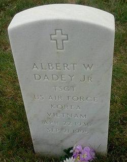 Albert W Dadey, Jr