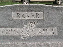 Chloe E <I>Thierry</I> Baker