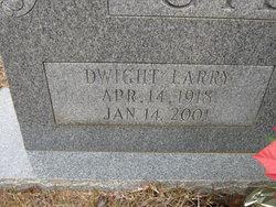 "Dwight Larry ""Pike"" Gilroy"