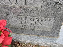 Vernice <I>Musgrove</I> Gilroy