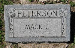 M C Peterson