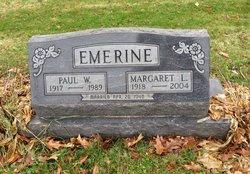Margaret Lois <I>Bradford</I> Emerine