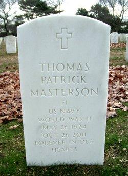 Thomas Patrick Masterson