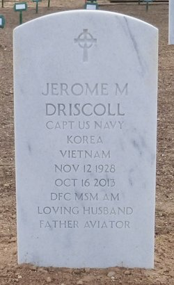 "Jerome Maher ""Jerry"" Driscoll"