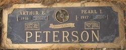 Pearl I. <I>Kraemer</I> Peterson