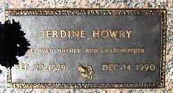 Jerdine Anna <I>Eaglenest</I> Howry