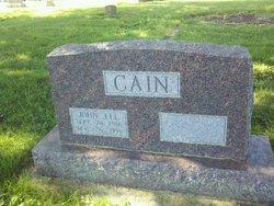 John Lee Cain