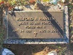 Wilford R Hansen
