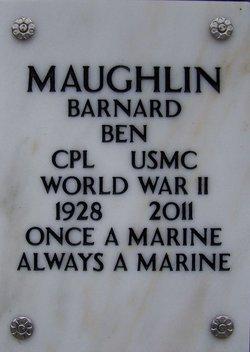 """Barnard """"Ben"""" Maughlin"""