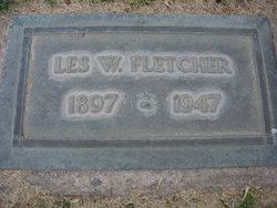 "Leslie William ""Les"" Fletcher"