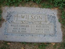 May Ruth <I>McNeely</I> Wilson