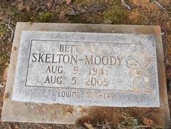 Betty Moody <I>Skelton</I> Atterberry