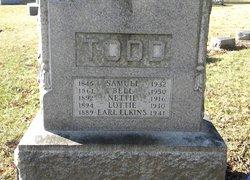 Samuel J Todd