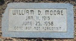 William D. Moore