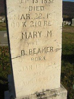 Mary <I>Meadville</I> Beamer