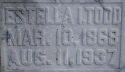 Estella Isabel <I>Gause</I> Todd