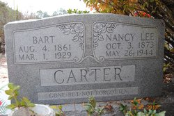Nancy Lee Carter