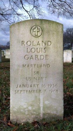 Roland Louis Garde